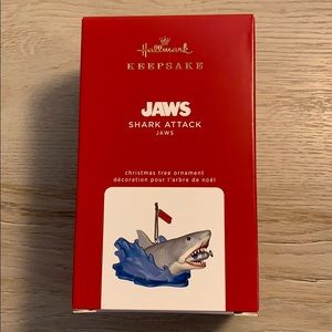 2020 Hallmark Keepsake 'JAWS Shark Attack' 🦈